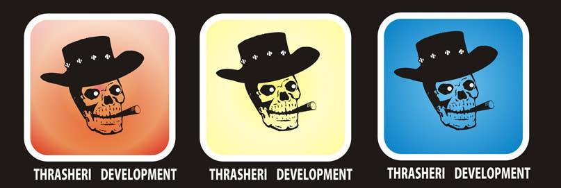 Bài tham dự cuộc thi #                                        22                                      cho                                         Design a Logo for Thrasheri Development
