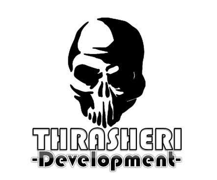 Bài tham dự cuộc thi #                                        54                                      cho                                         Design a Logo for Thrasheri Development