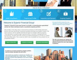 jatacs tarafından Design and build Website for Investment Finance Group için no 28