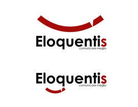 #169 for Logo design for Eloquentis af subhamajumdar81