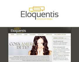 #135 for Logo design for Eloquentis af juanpa11