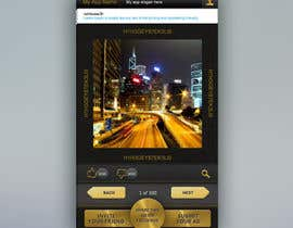 #8 for Design an App Mockup for a HTML 5/Android/Iphone/Blackberry Application by ANALYSTEYE