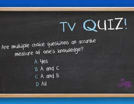 #13 para Tv quiz backround por DanaDouqa