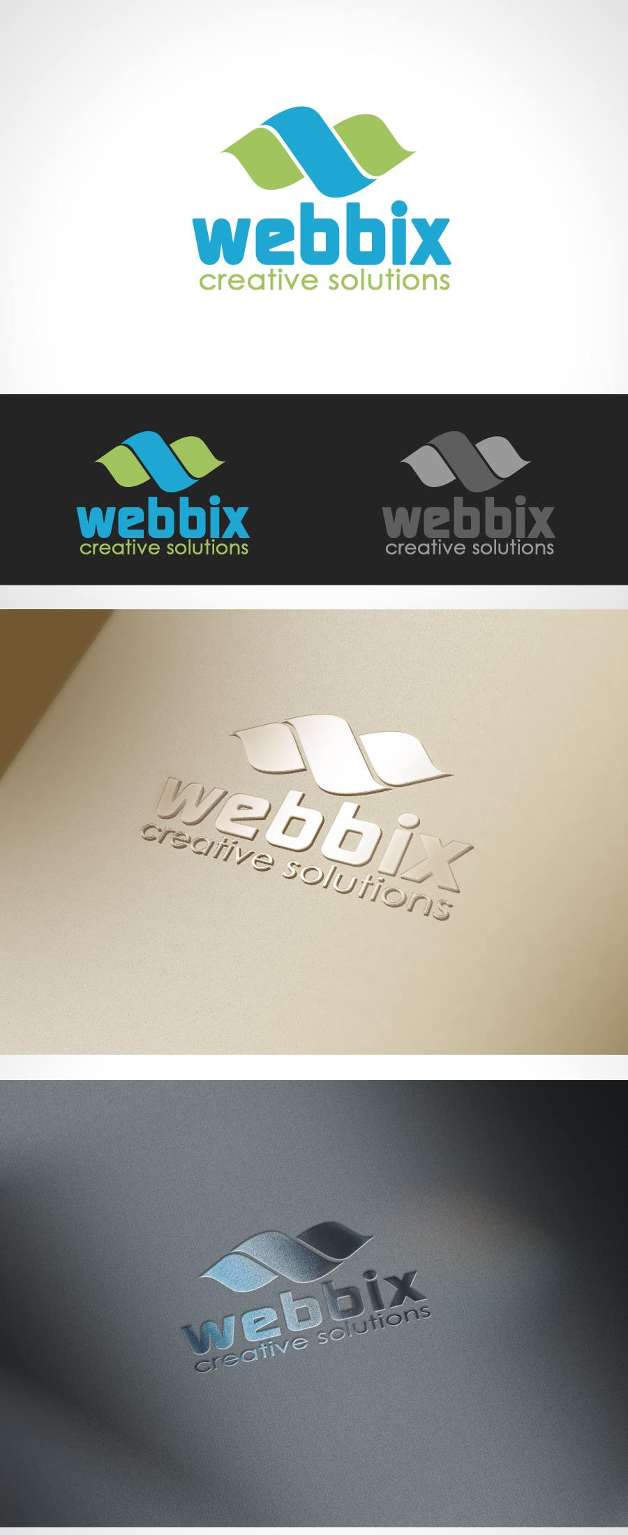 #40 for Design new Logo for Internet company by filipstamate