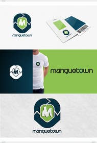 #18 for Logo design + Cover image for Facebook recycled-clothes shop by basemamer