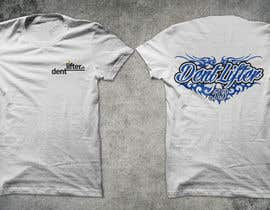 #33 for T-Shirt design for dentlifter by armanlim