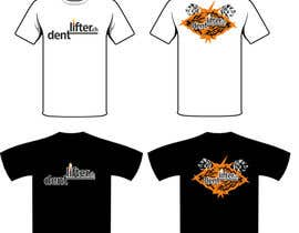 #4 for T-Shirt design for dentlifter af matiasdemti