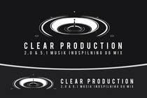 "Graphic Design Contest Entry #873 for Logo Design for ""CLEAR PRODUCTION"" - Recording a mixing studio in Copenhagen"