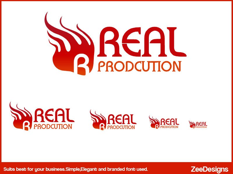 """Contest Entry #                                        602                                      for                                         Logo Design for """"CLEAR PRODUCTION"""" - Recording a mixing studio in Copenhagen"""