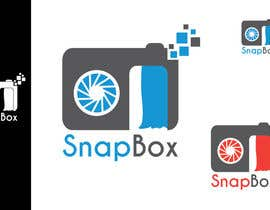 #33 for Design a Logo for SnapBox af umamaheswararao3