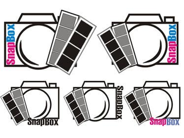 #21 for Design a Logo for SnapBox by AkioAshika