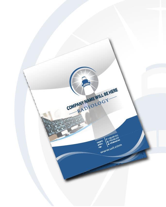 Inscrição nº                                         5                                      do Concurso para                                         Design a presentation folder for medical imaging company
