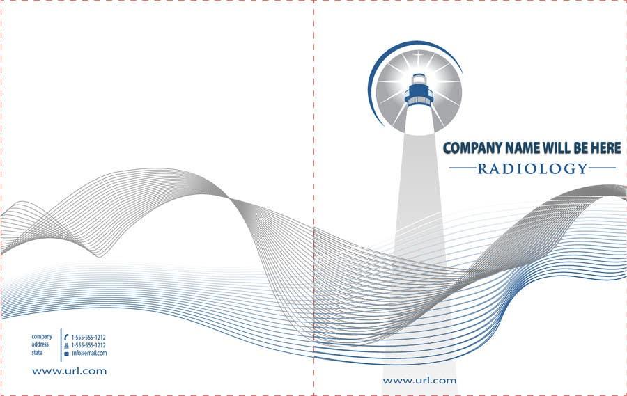 Inscrição nº                                         8                                      do Concurso para                                         Design a presentation folder for medical imaging company