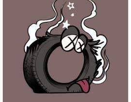 #1 cho Car Tire Character bởi zoolei