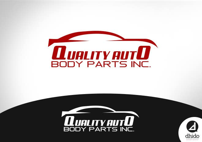 #22 for Design a Logo for Quality Auto Body Parts Inc. by dhido