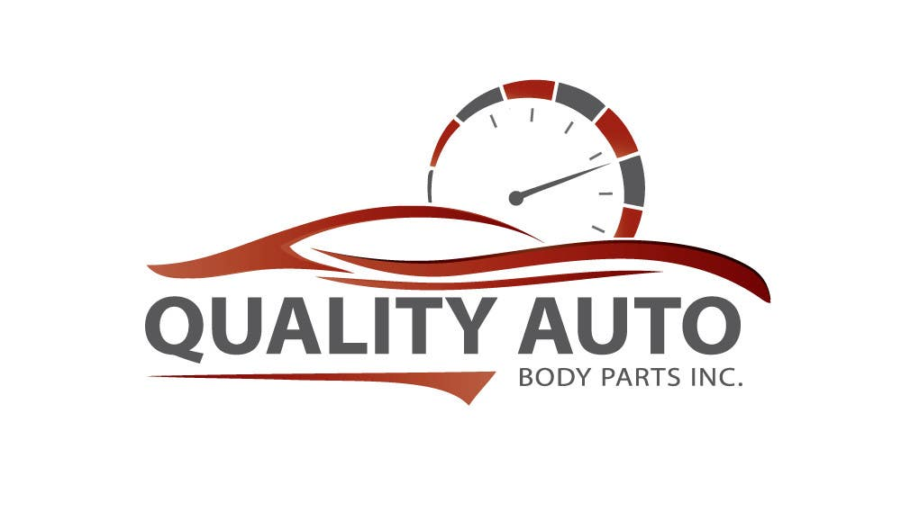 #30 for Design a Logo for Quality Auto Body Parts Inc. by ccet26