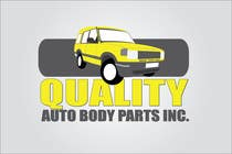 Contest Entry #3 for Design a Logo for Quality Auto Body Parts Inc.