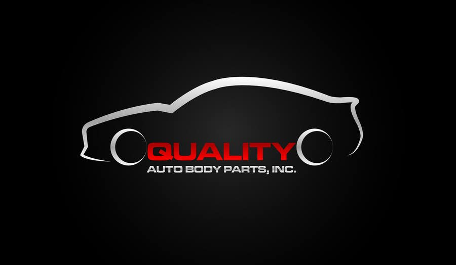 #32 for Design a Logo for Quality Auto Body Parts Inc. by studioprieto