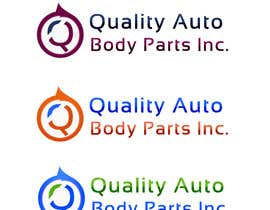 #26 para Design a Logo for Quality Auto Body Parts Inc. por developingtech