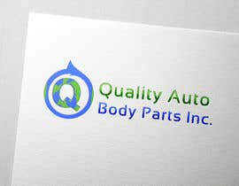 #28 para Design a Logo for Quality Auto Body Parts Inc. por developingtech