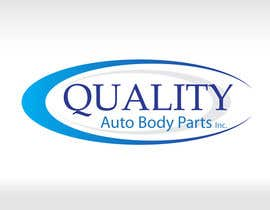 pupster321 tarafından Design a Logo for Quality Auto Body Parts Inc. için no 34