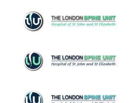 #45 untuk Design a Logo for London Spine Unit oleh nicoscr