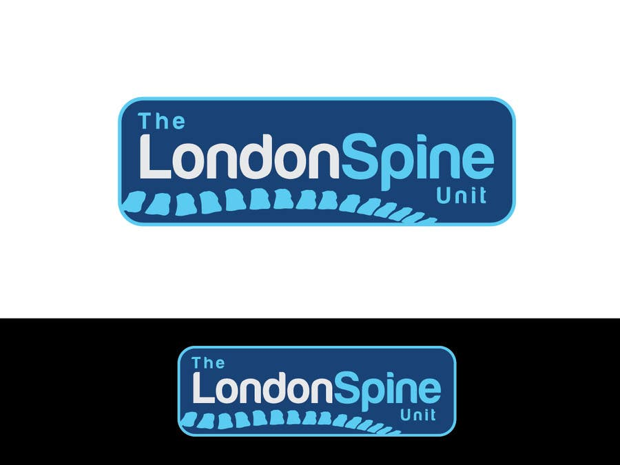 #28 for Design a Logo for London Spine Unit by AnaKostovic27