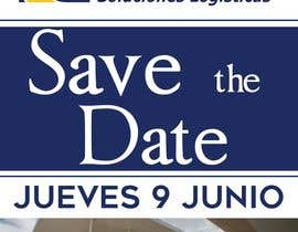 #34 para Diseño de un Save the Date para evento de aniversario de gerardoargenis