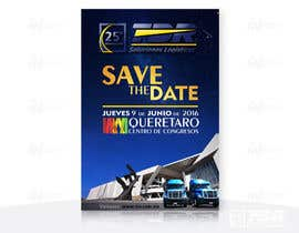 #79 for Diseño de un Save the Date para evento de aniversario by arkchelo