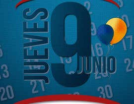 #96 for Diseño de un Save the Date para evento de aniversario by LeoAvila