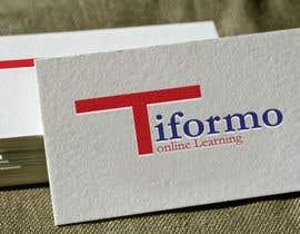 Nro 11 kilpailuun Logo design for www.tiformo.com käyttäjältä robertosava