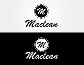 #52 for Design a Logo for Maclean by nomanprasla