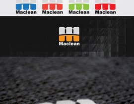 #384 para Design a Logo for Maclean por manish997