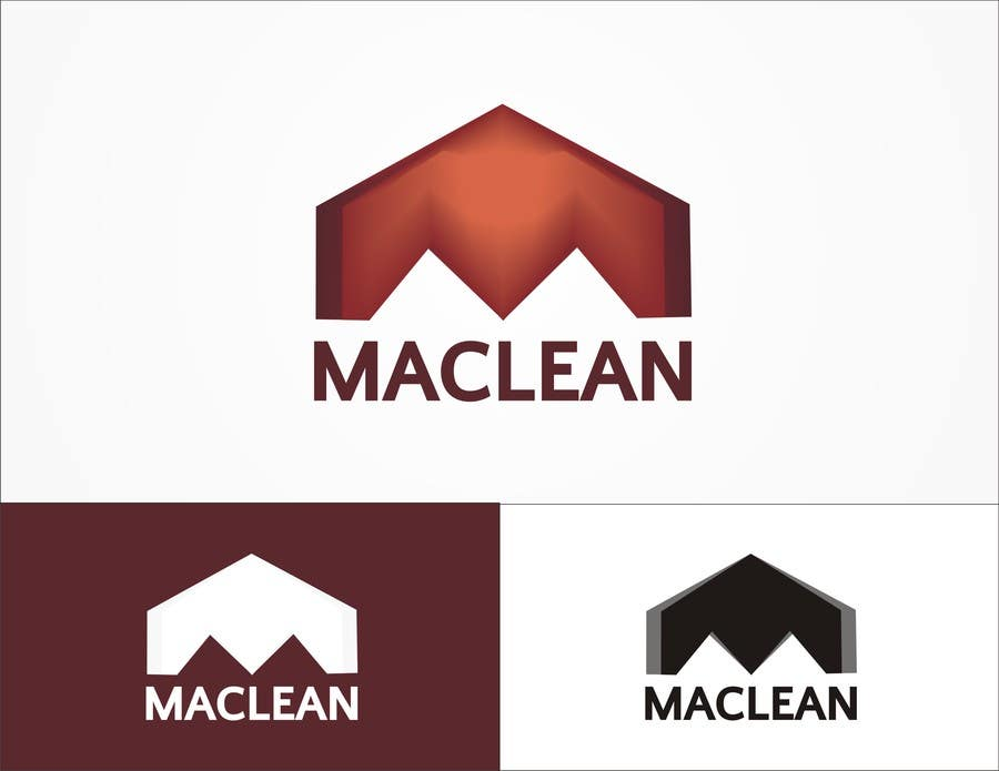 #70 for Design a Logo for Maclean by sanpatel