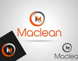 #280 for Design a Logo for Maclean by Don67