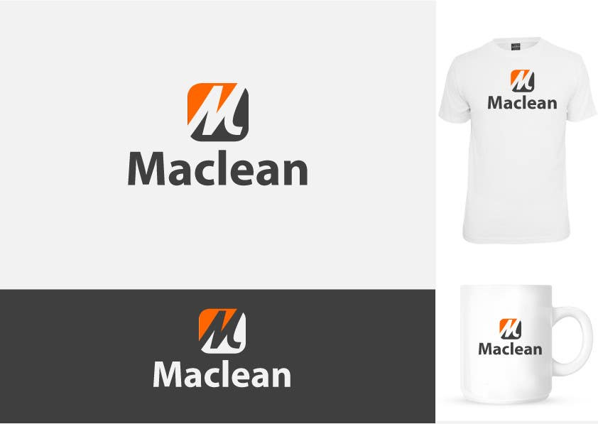 #232 for Design a Logo for Maclean by brandmaker2007