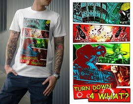 #18 for Design a T-Shirt with Deejay related theme by sandrasreckovic