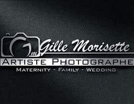nº 29 pour Concevez un logo Gille Morisette Artiste Photographe par HelloArt