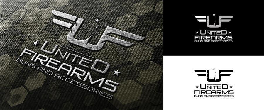 Penyertaan Peraduan #181 untuk Design a Logo for Tactical Gun Shop