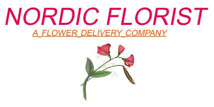Contest Entry #                                        12                                      for                                         Design a Logo for flower delivery webshop