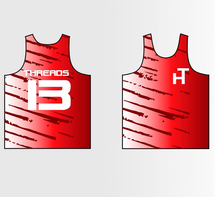 #33 for Design a Running Singlet by salman132