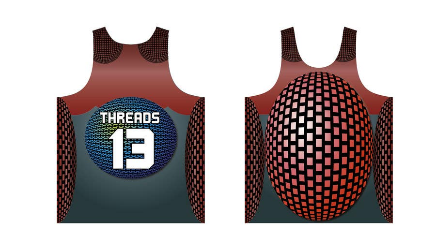 #19 for Design a Running Singlet by Zanilla