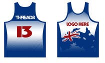 #8 for Design a Running Singlet by mckirbz