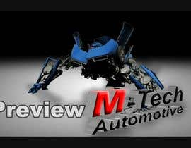 #10 for Create a Video for M-tech Automotive You Tube Channel af Tanveer25