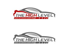 #9 for (The high level ) Auto car services work shop af designerartist