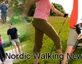#16 for Design a Logo for Nordic Walking East London by thetouch