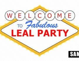 nº 2 pour Design a Logo for Leal Party par flashxpert