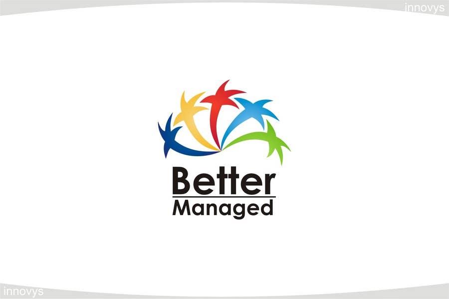 Penyertaan Peraduan #302 untuk Logo Design for Better Managed