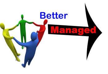 Penyertaan Peraduan #128 untuk Logo Design for Better Managed