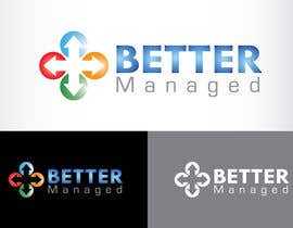#133 para Logo Design for Better Managed por emilymwh